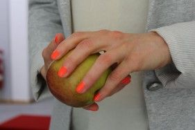Hyper Neon Orange by Face Stockholm