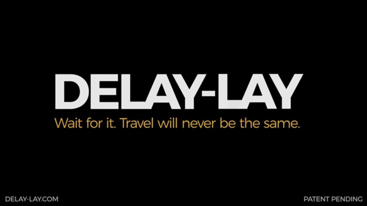Bad design logo introducing delaylay yes please want one of these bad boys