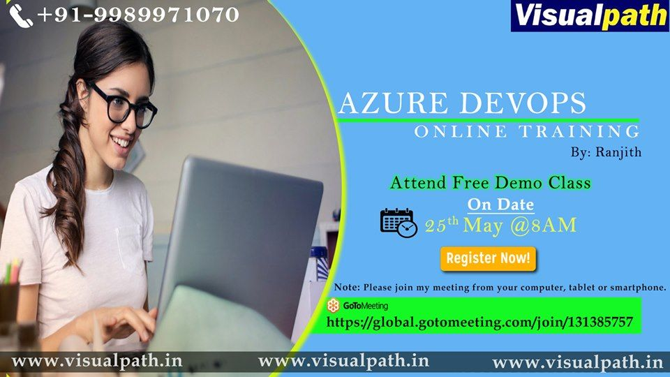 We are announcing a new batch for AzureDevOps_training in