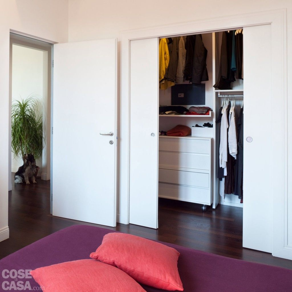 Camera Matrimoniale 14 Mq.Casa 14 Mq In Piu Per Il Bilocale Case Organizzazione Della