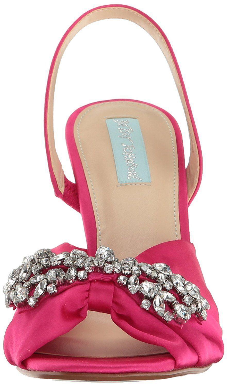 27e1fa240c16 Blue by Betsey Johnson Women s SB-briel Dress Sandal    Click image for more