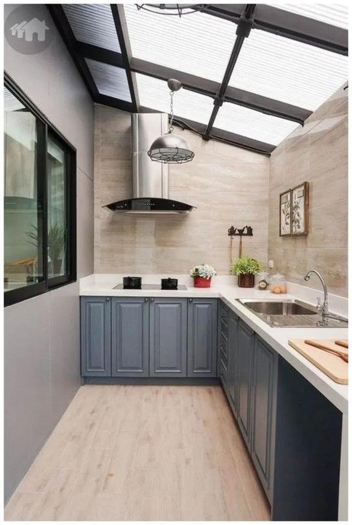 60 magnificient small kitchen design ideas on a budget 42 cozinhas modernas decoração on kitchen ideas on a budget id=68159