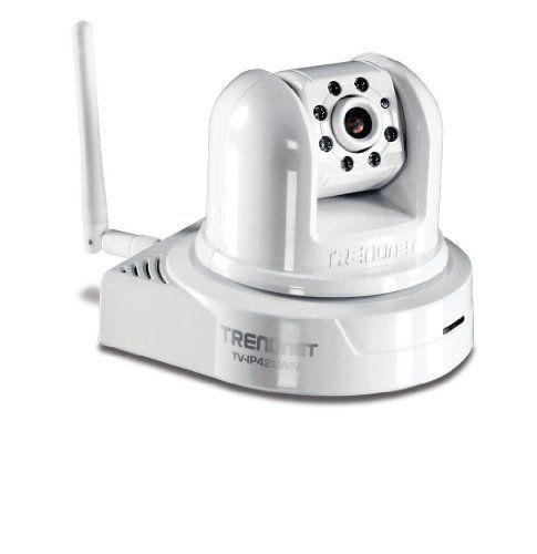 Trendnet Tv Ip422wn Securview Wireless Day Night Pan Tilt