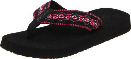 744b46bb2 Reef Women s Sandy Flip Flop Sandal
