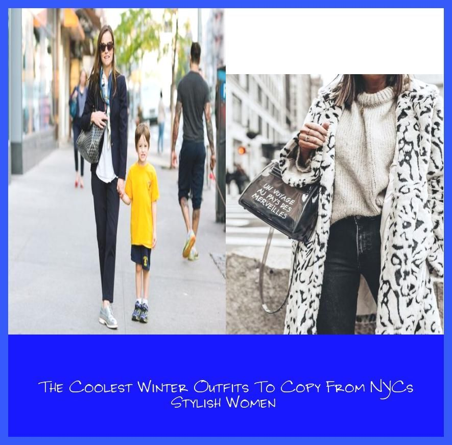 Winter and Fall Street Style 2016 Best Street Fashion in NYC  Glamour