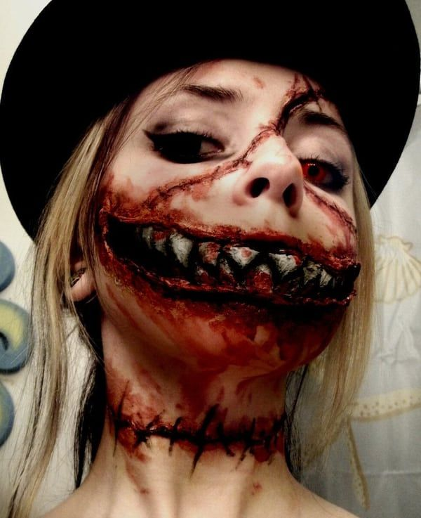 Warning These 50 Horrifying Cosplays Will Give You the Scariest - terrifying halloween costume ideas