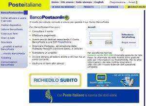 Prestito Bancoposta Online Finanza Prestiti