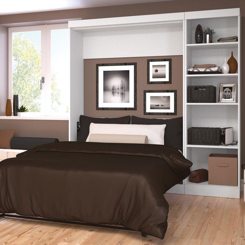Walley Full Double Murphy Bed Wall Bed Modern Murphy Beds Murphy Bed