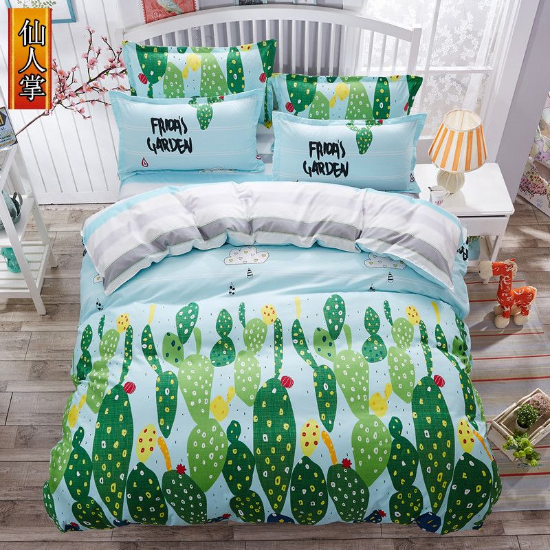 29style For Choose Bedding Set Star Crown Cartoon Duvet Cover Setbed Sheet