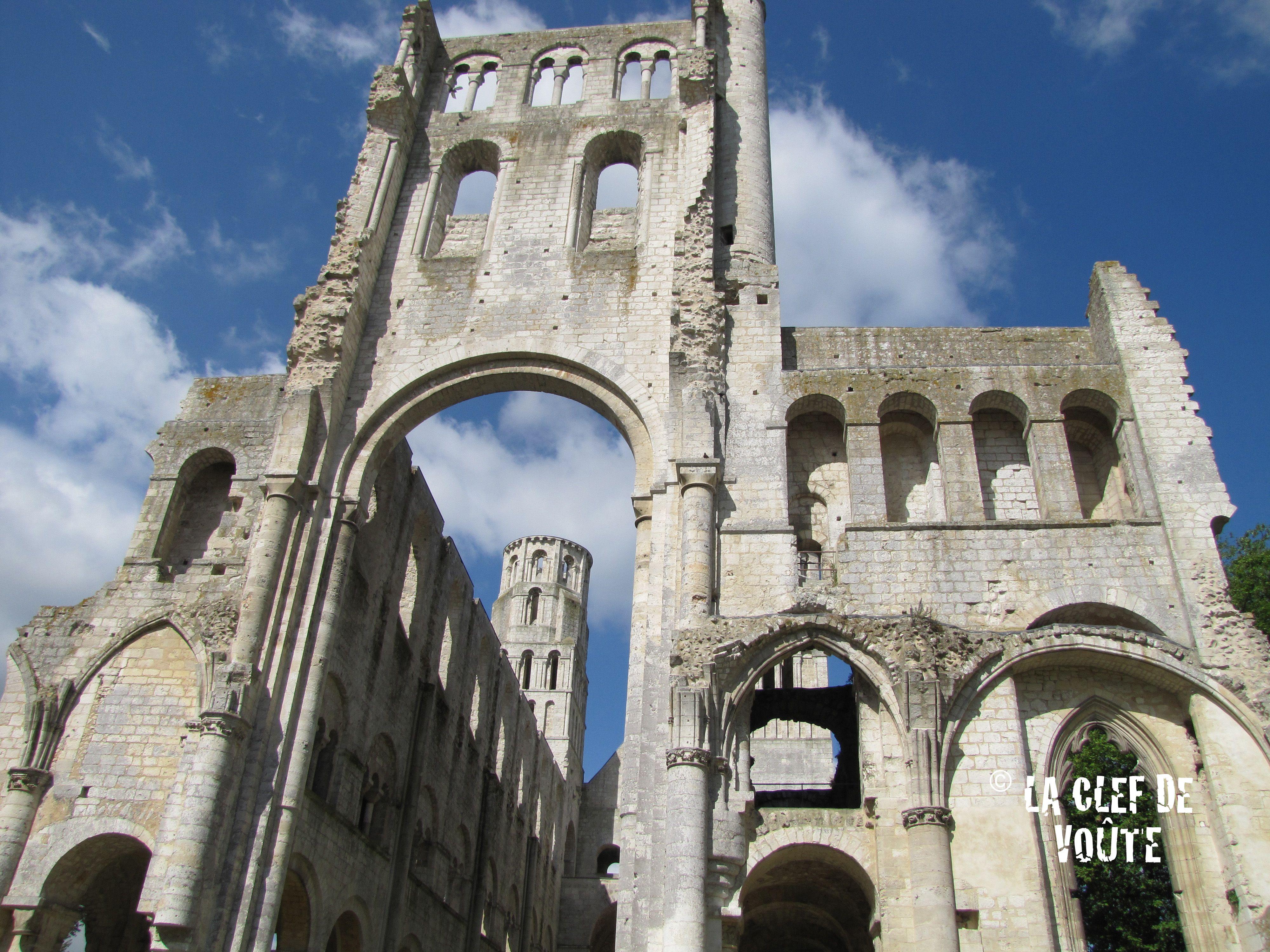 Abbaye de Jumièges, France (With images) Tower bridge