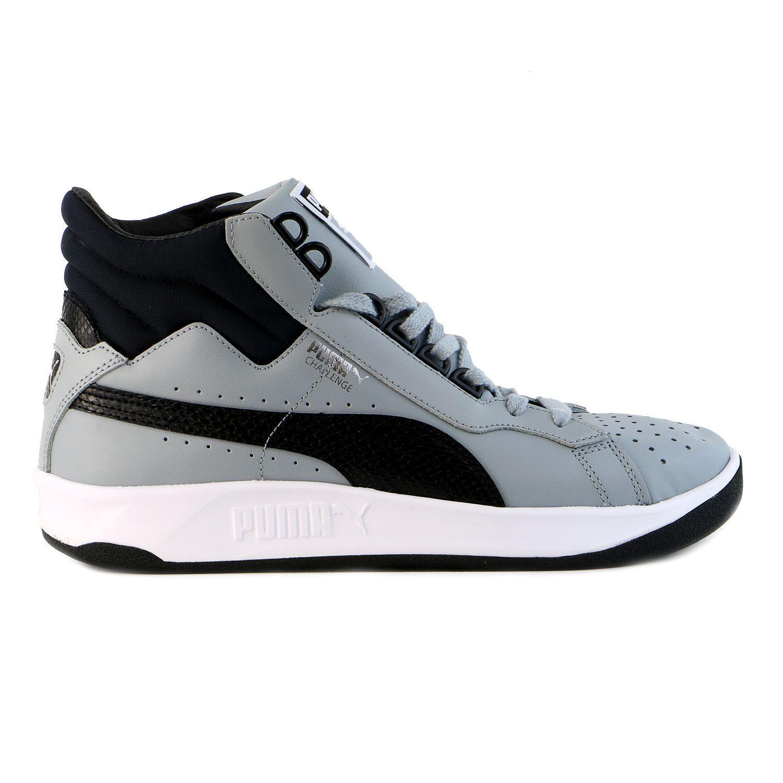 PUMA Challenge Mid Fashion Sneaker Shoe Mens