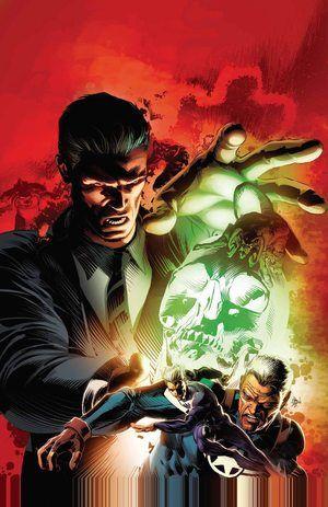 Marvel Comics November 2015 cover