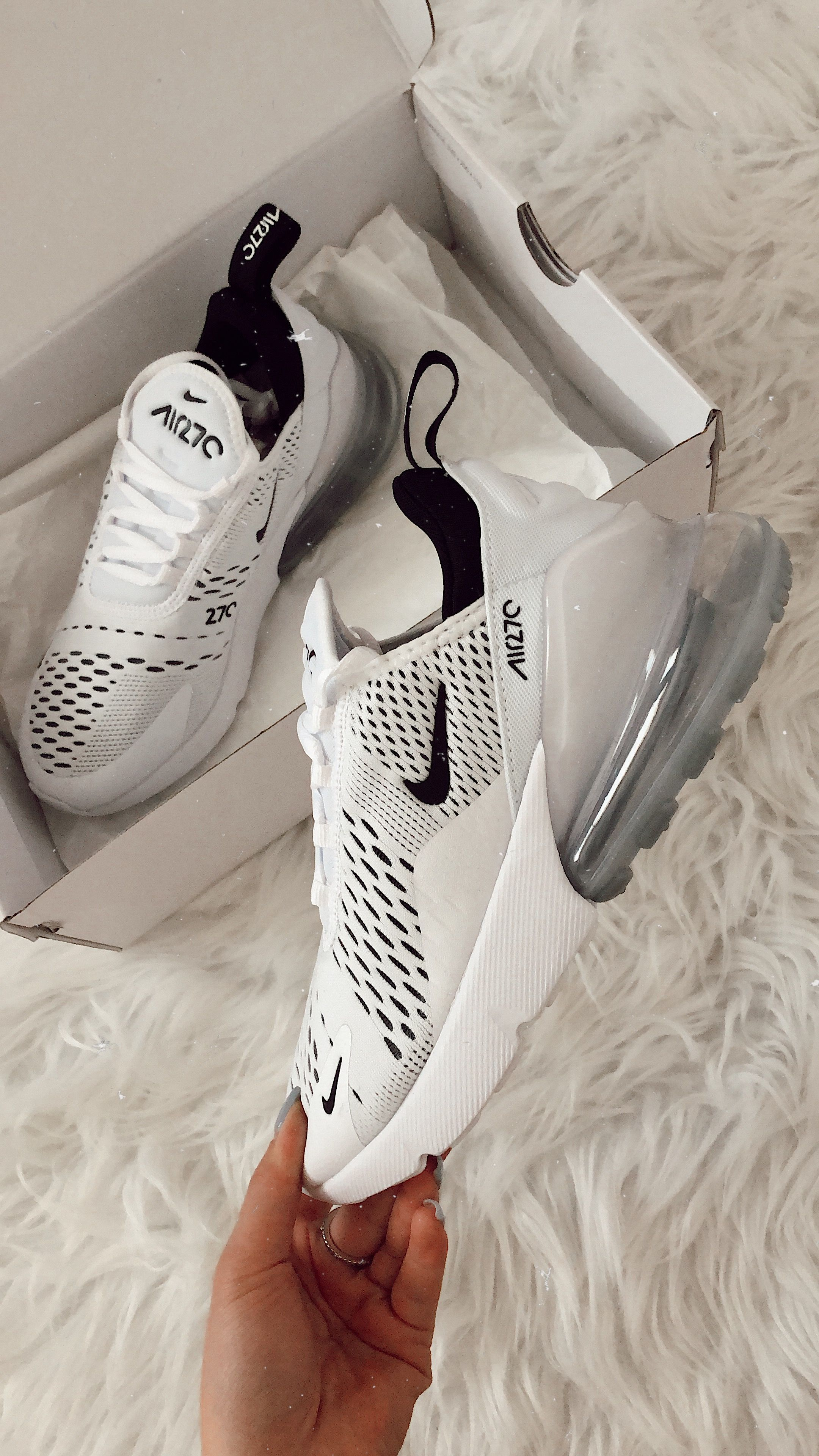 Nike Airmax 270 Marisa Kay Instagram Https Www Instagram Com Itsmarisa Kay Nike Airmax Womens White Nikes Cu Hype Shoes Womens Running Shoes Fresh Shoes