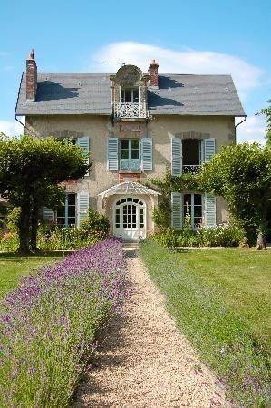 Lavender cottage…