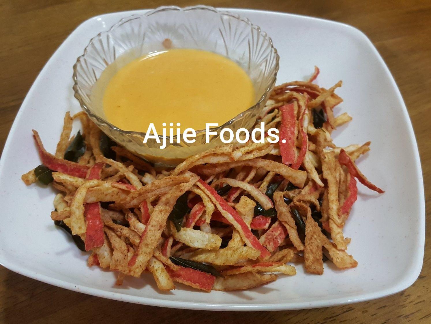 Pin Di Ajiie Foods