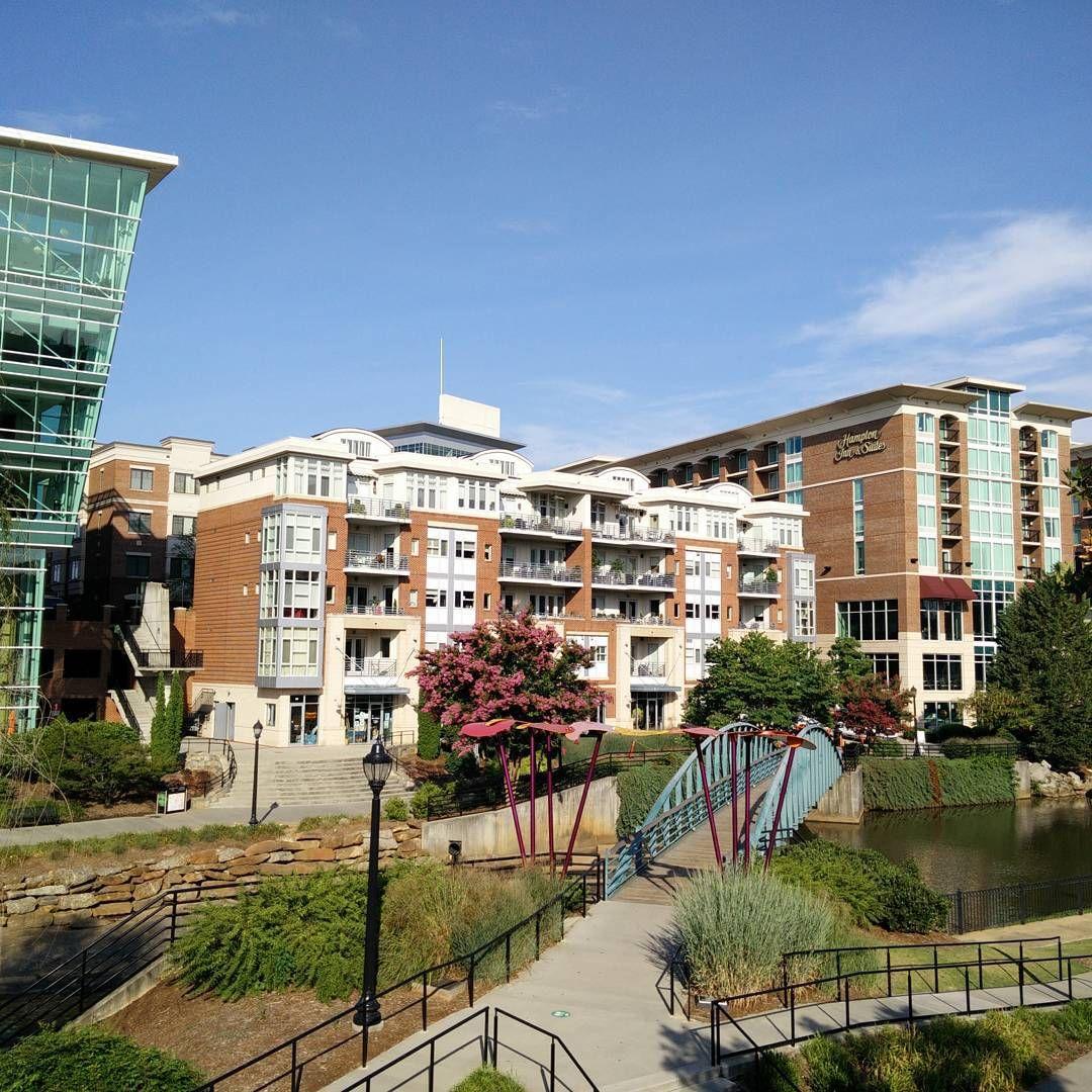 Beautiful downtown greenville by leadkrabi