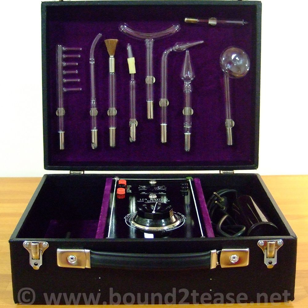 Irradius violet wand restored by bound2tease vintage for Violet wand