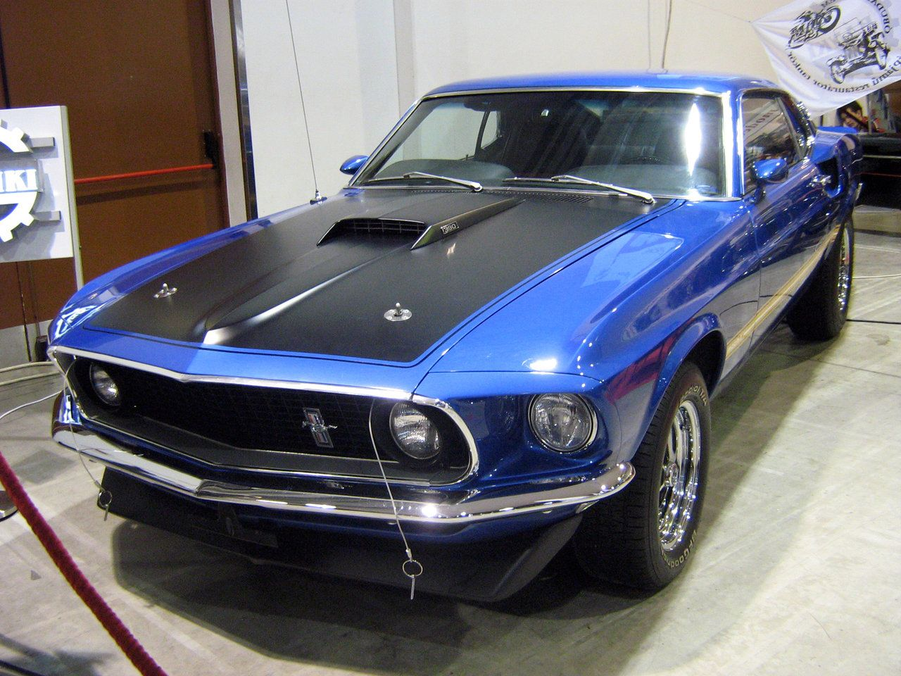 1969 Mustang Mach 1 390ci My Dad Had This In Red And Black I