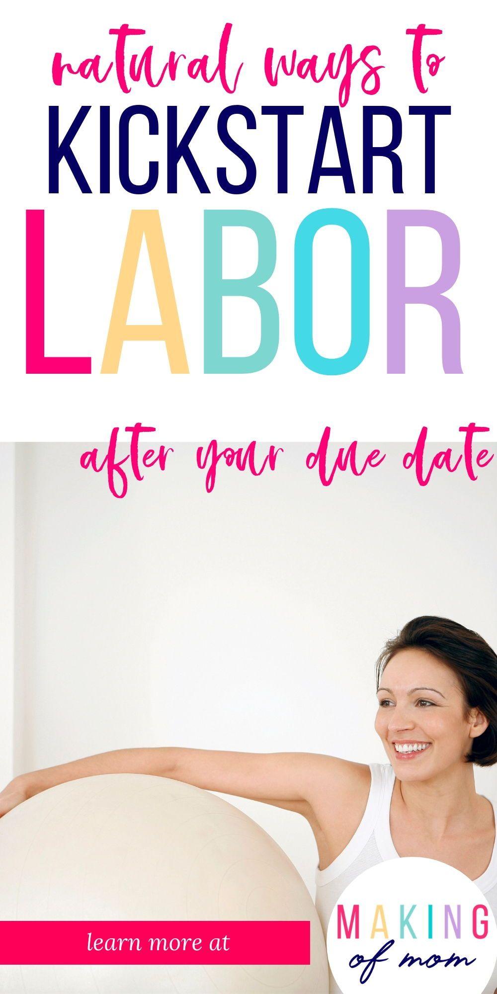 19 Ways to Induce Labor Naturally | Natural Labor Inducing