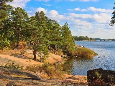 LandSelection Smålandreisen Ferienhäuser am See in