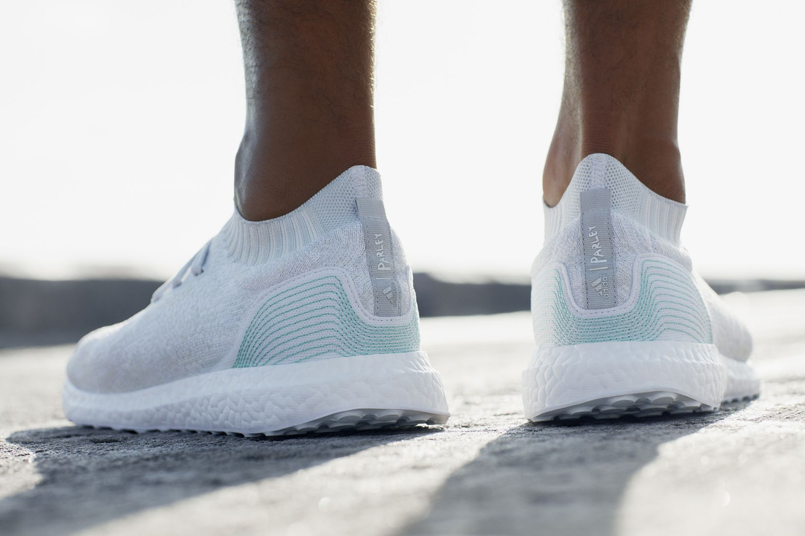 de488dbcf adidas Unveils Its First Mass-Produced Parley Ocean Plastic Collection