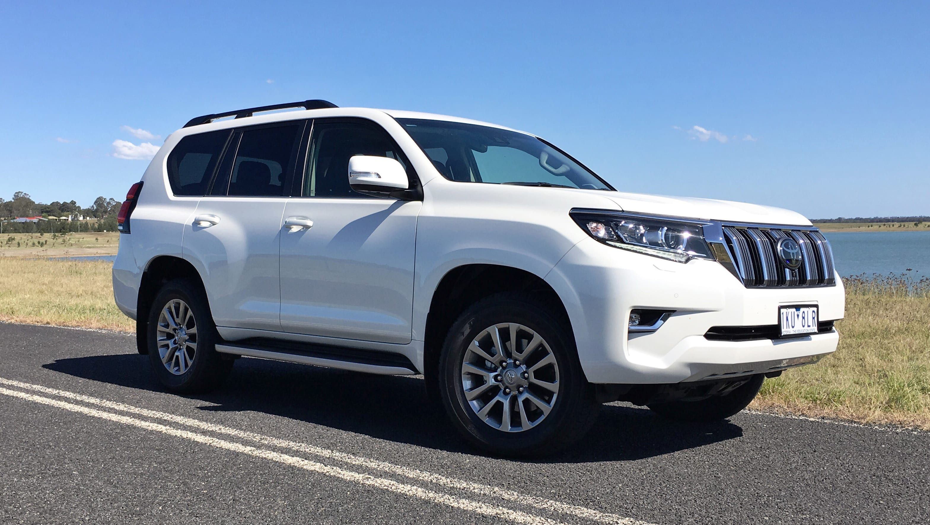Whether You Need A Daily Commuter Or A Weekend Dirt Basher Toyota Landcruiser Prado Grande 4wd Is A With Images Toyota Land Cruiser Prado Toyota Land Cruiser Land Cruiser