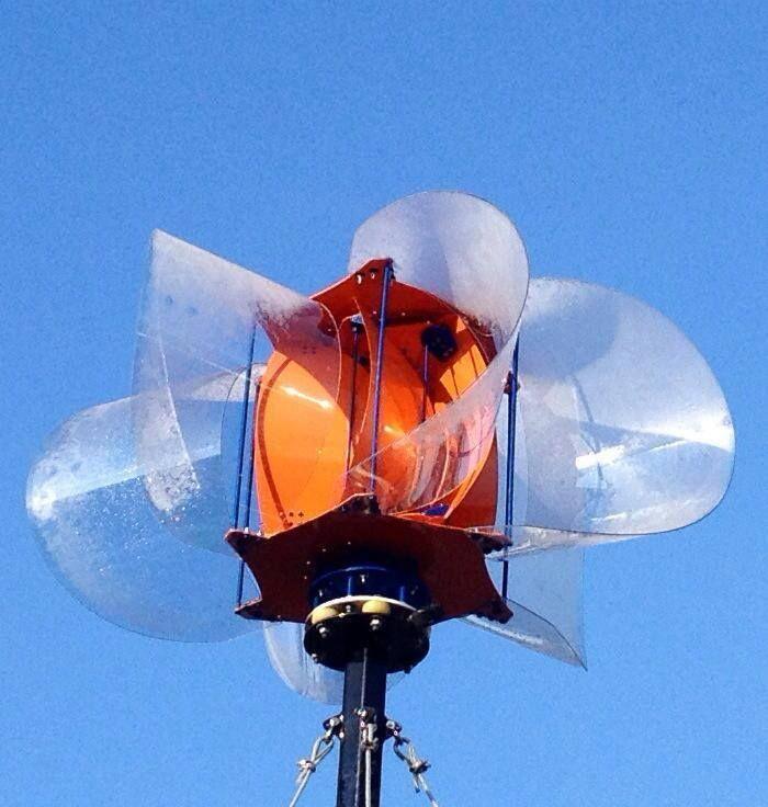 Kohilo wind turbines
