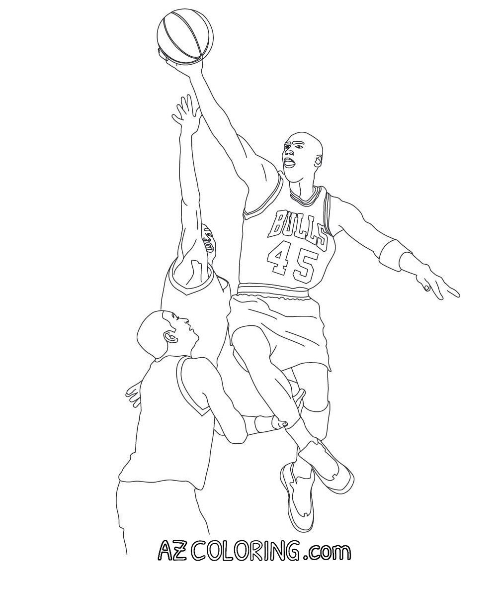 Download or print this amazing coloring page: Michael ...