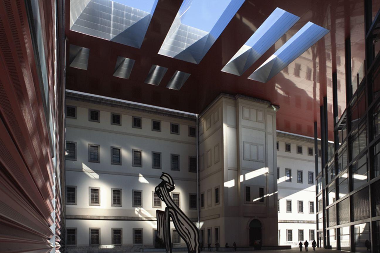 Museo Nacional Centro De Arte Reina Sofia Madrid Centros De