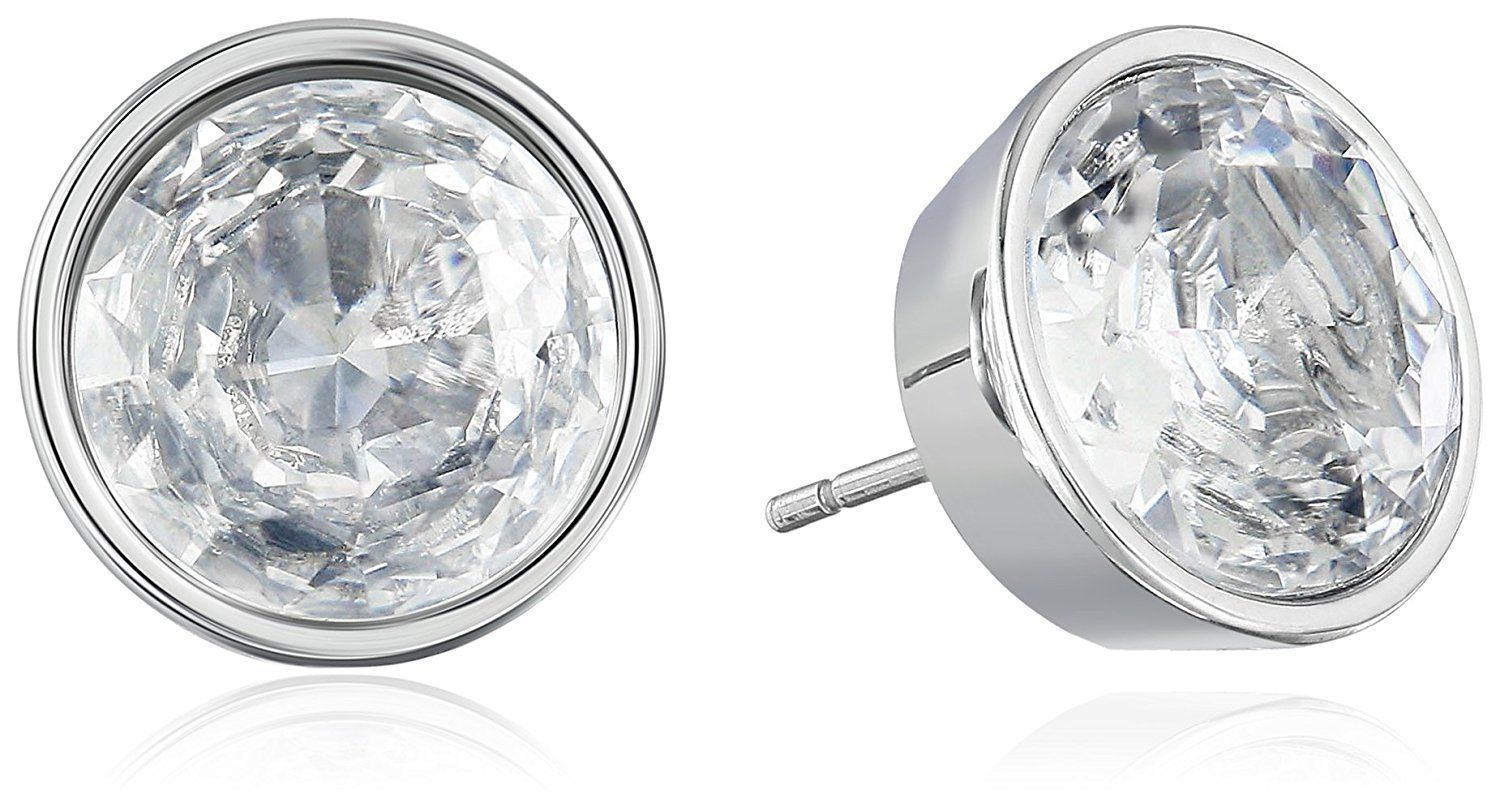 Michael Kors Round Metallic Stud Earrings >>> Click now. Unbelievable jewelry right here! : Jewelry