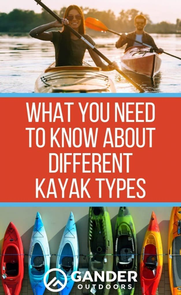 Photo of An Overview of Kayak Types