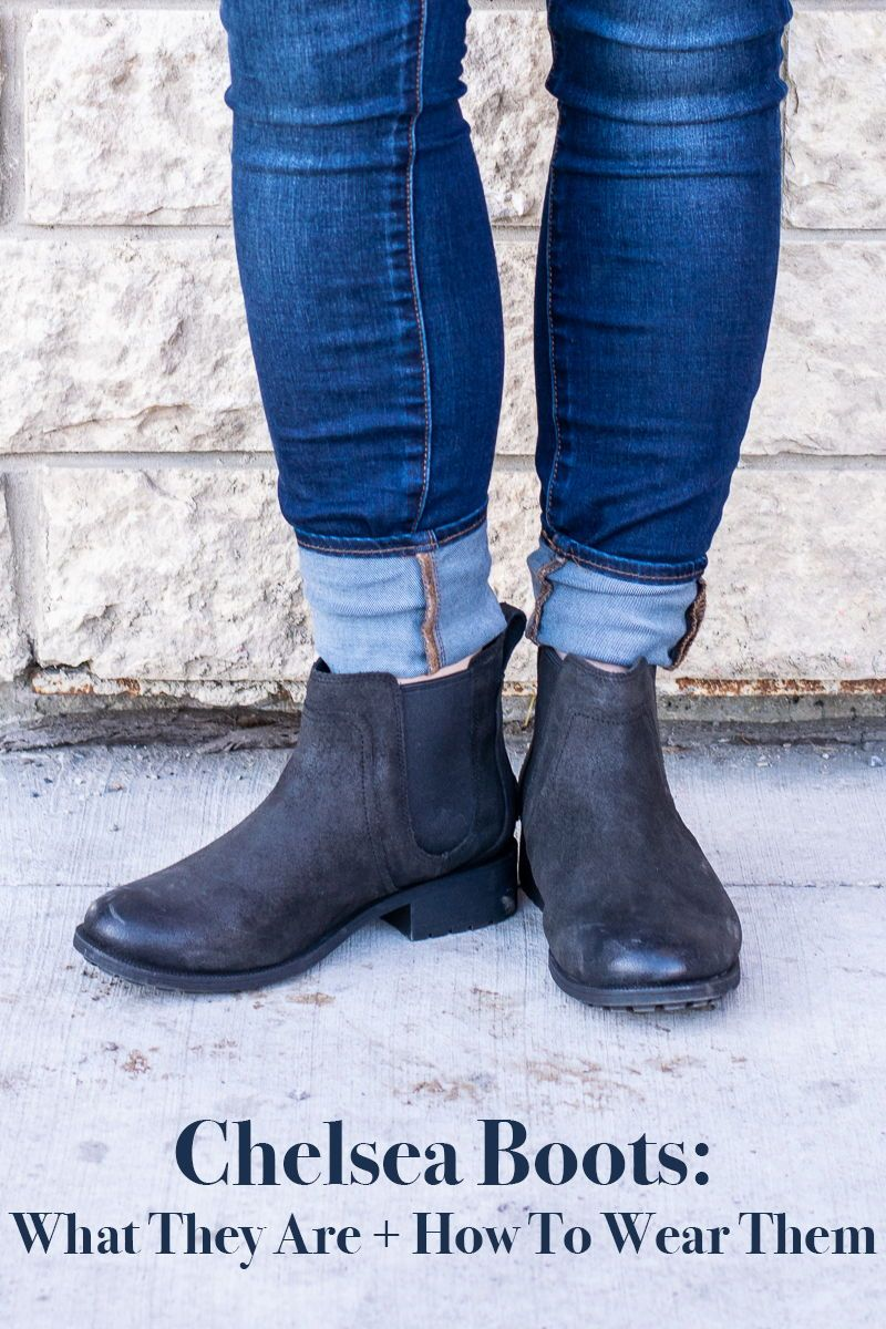 How To Wear Chelsea Boots With a