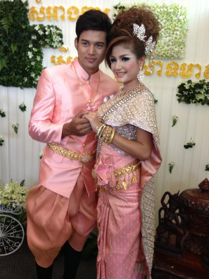 Khmer wedding dress | Angkor Weddings and Events | Pinterest