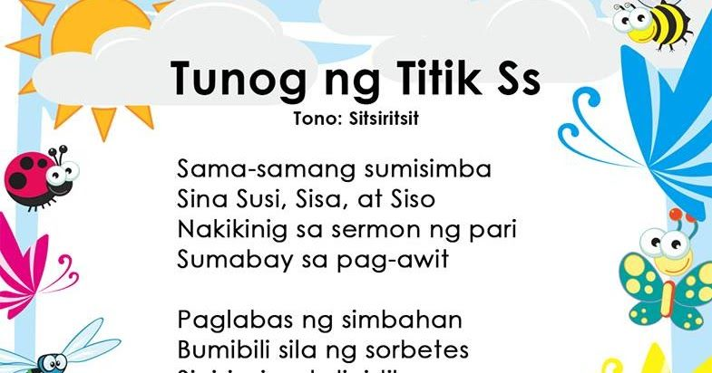 Tagalog Reading Passages 9 Reading passages, 1st grade