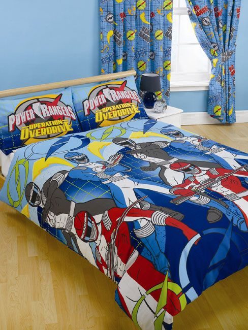 Rangers Bedroom Accessories Pictures Kids Room Pinterest