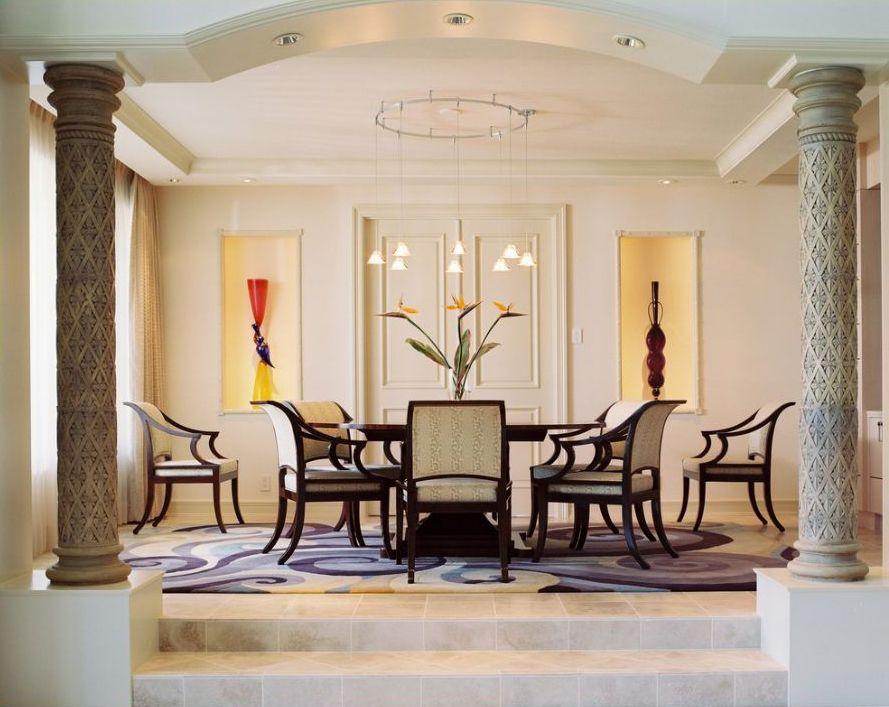 Ernesto Garcia Design de Interiores Eclectic Sala de Jantar