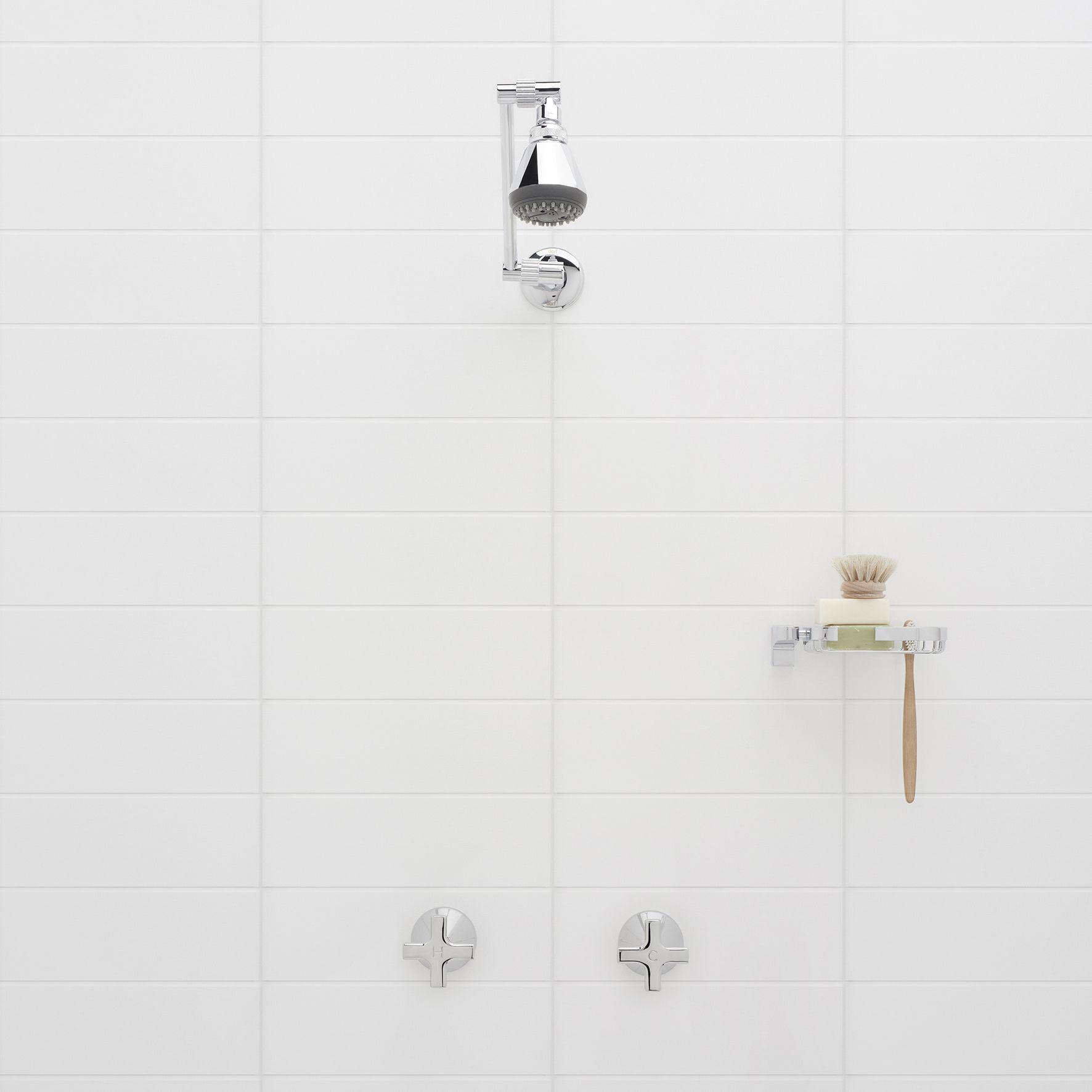 Dorf Maxum Adjustable Wall Shower Set #dorf #dorfstyle #tap ...