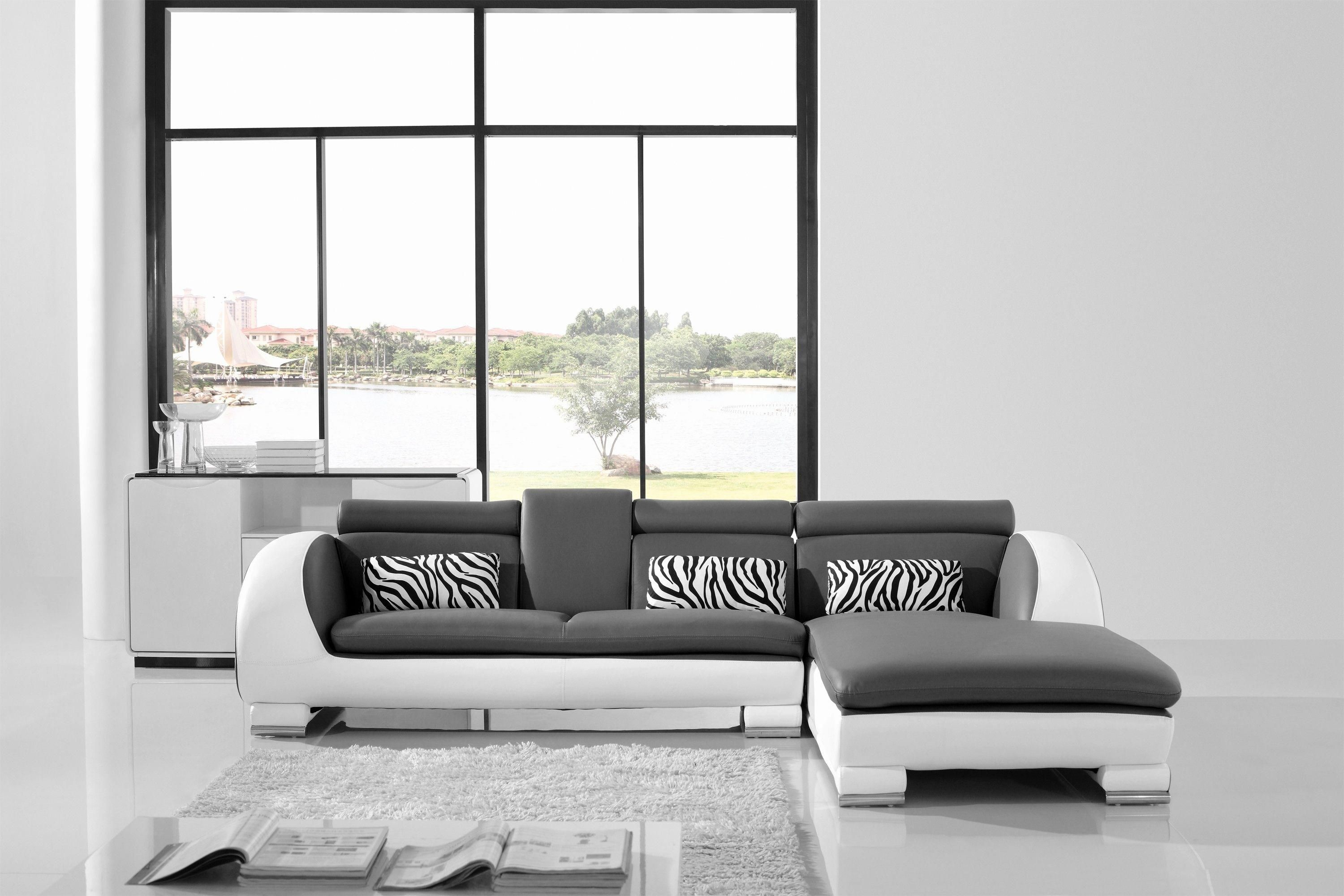 Idea Modern Sectional Sofas With Chaise Pics Modern Sectional