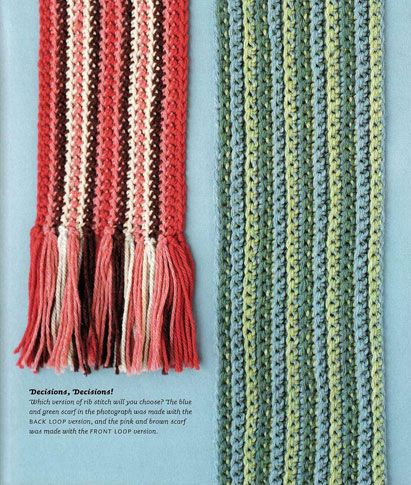 From Kids Crochet: Projects for Kids of All Ages, by Kelli Ronci.  Photograph by John Gruen