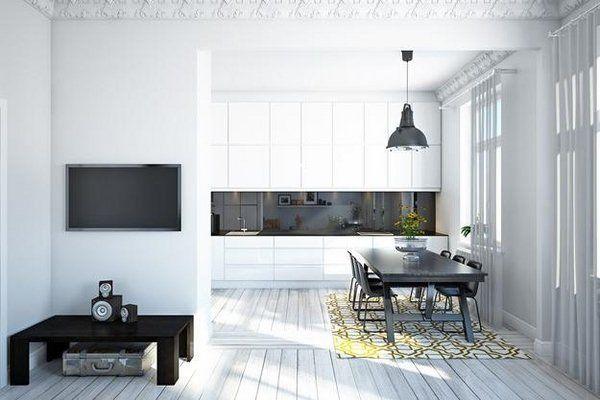 modern kitchen cabinets design trends 2016 handleless cabinets black