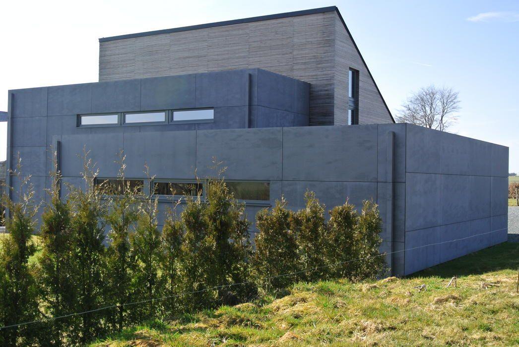 Maison passive t moin home design ext rieur bardage pinterest maison passive - Maison passive design ...