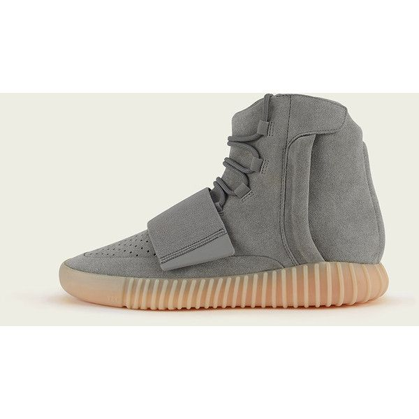 2a87ad6e0 adidas YEEZY BOOST by Kanye West ❤ liked on Polyvore featuring accessories  and adidas Yeezy Ultra