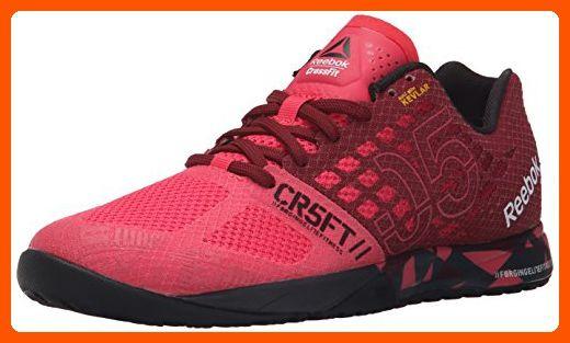Reebok Women's Crossfit Nano 5.0 Training Shoe, Fearless Pink/Merlot/Black/ Coal