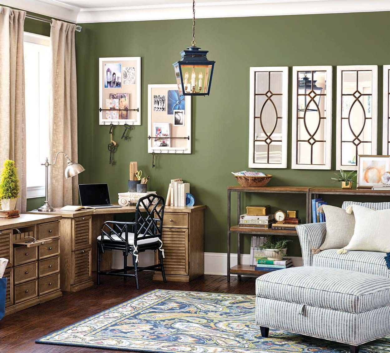 office decorating ideas wall paint colors room color on office color scheme ideas id=20807