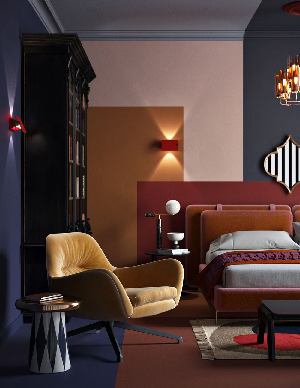 15 Refined and Modern Living Room Ideas Interior design