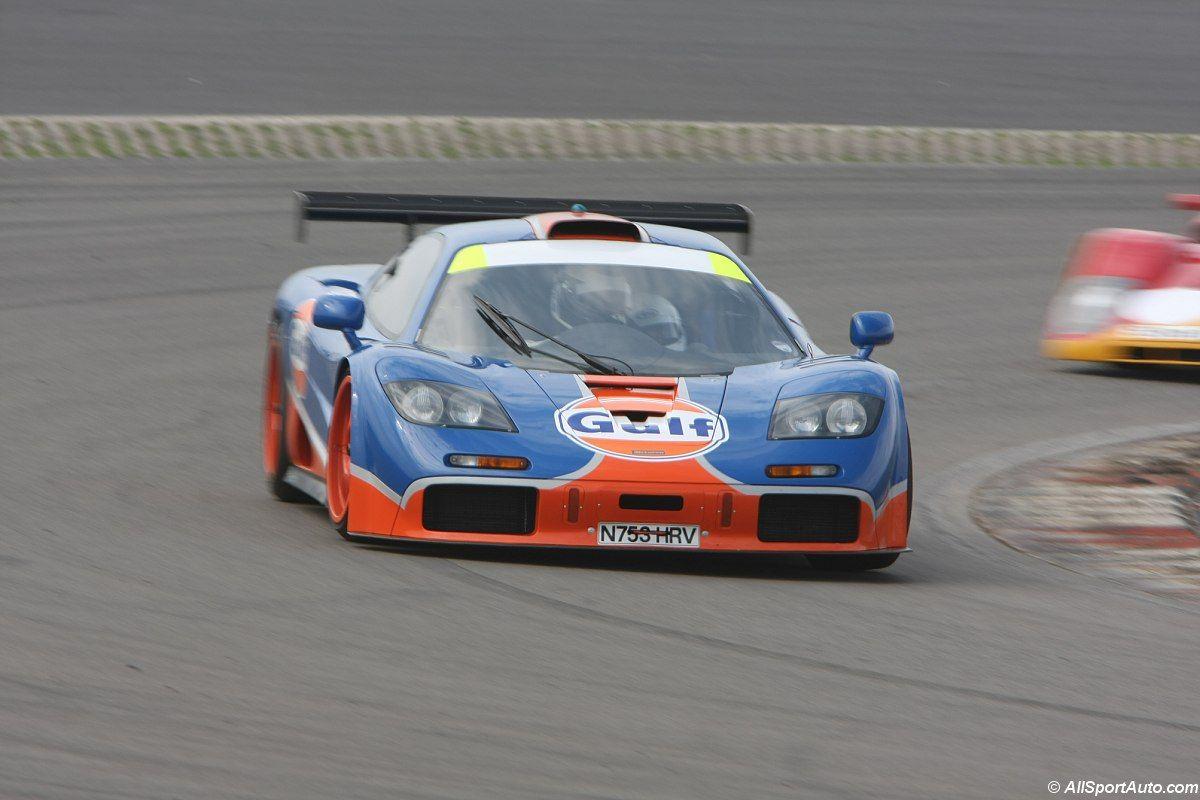 Gulf-liveried McLaren F1 GTR for sale | F1, Mclaren f1 and Cars