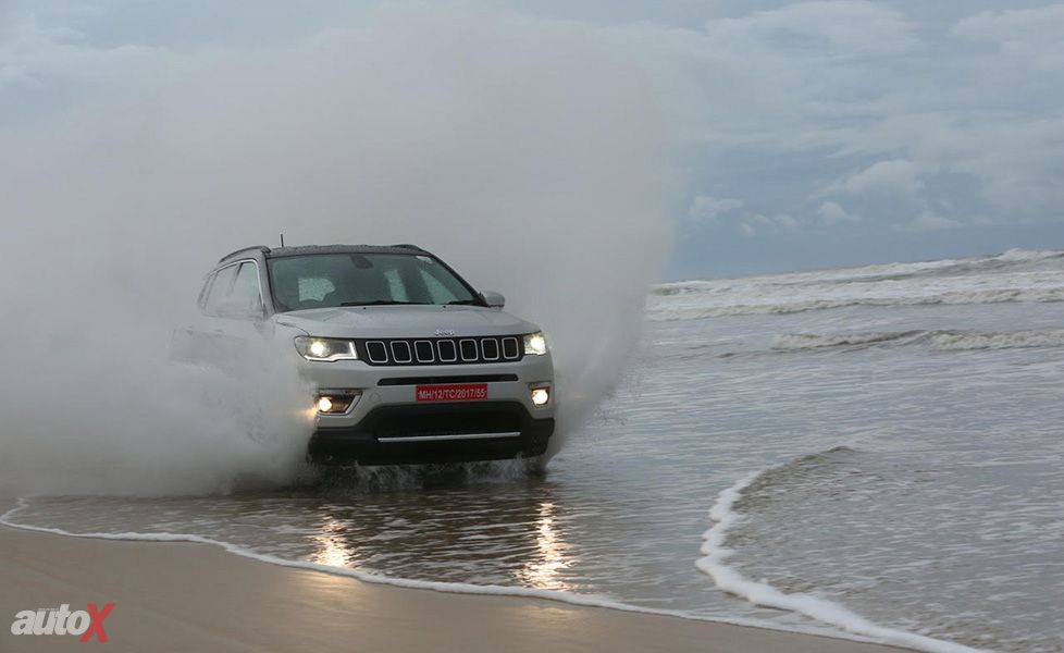 Jeep Compass Review First Drive Jeep Compass Reviews Jeep