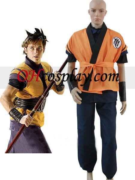 Dragon Ball Movie Goku Cosplay Costume Goku Cosplay Costumes Goku Costume Cosplay Costumes