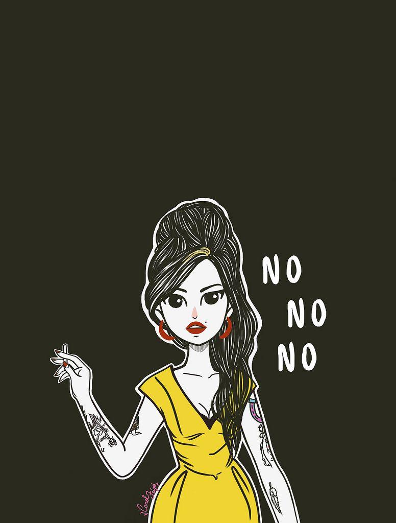 Amy Winehouse Nua amy winehouse em 2019 | imagens fofas, desenhos e imagem de
