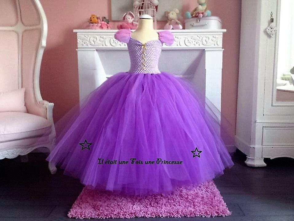 a0d0f917d59494 Robe tutu, robe de princesse, 9-10 ans : Mode filles par il-etait ...